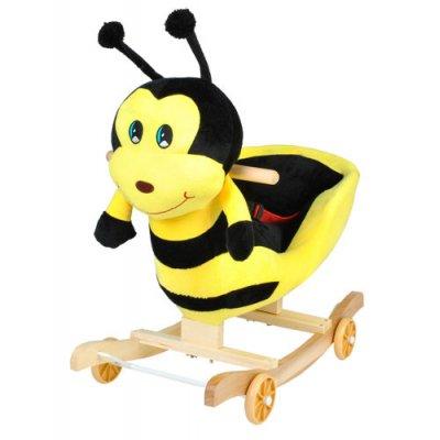 Hojdacie kreslo 2v1 - Včielka