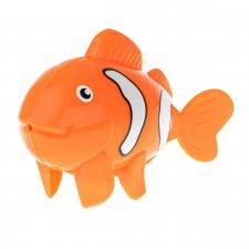 Hračka do kúpeľa: Rybka – oranžová