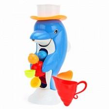 Hračka do vane – Vodný mlyn – Delfín