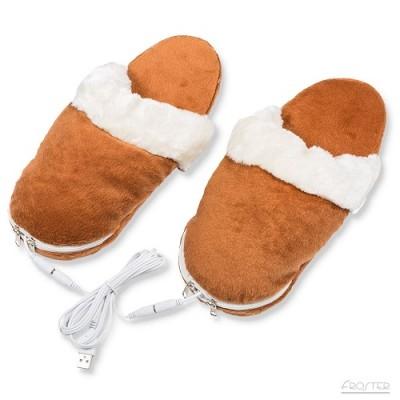 Hrejivé USB papuče