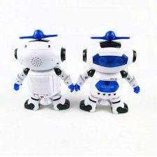 Interaktívny robot - svieti, tancuje, spieva