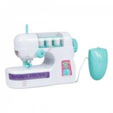 Interaktívny šijací stroj s príslušenstvom