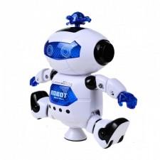 Interaktívny tancujúci robot