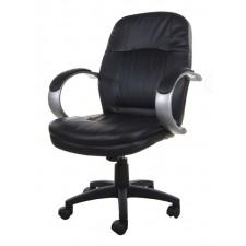 Kancelárska stolička Standard Black