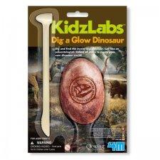 KidzLabs: Žiariaci dinosaurus