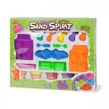 Kinetický piesok: Sada s nástrojmi