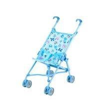 Kočík pre bábiky 55x26x51 - modrý