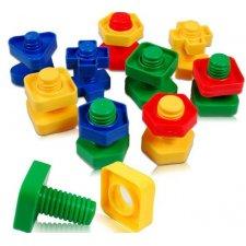 Konštrukčné bloky: skrutky- 30ks