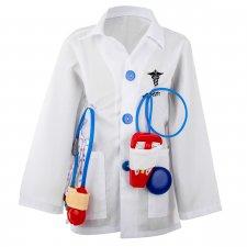 Kostým na karneval: Doktor