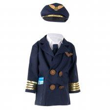Kostým na karneval: Pilot
