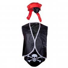 Kostým na karneval: Pirát