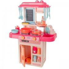 Kuchynka pre deti: ružová - 36 časti