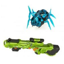 Laserová zbraň Call Of Life + cieľ - pohyblivý hmyz