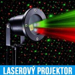 Laserový projektor