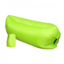 Lazy bag – nafukovací vak: jasno zelený