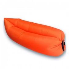 Lazy bag – nafukovací vak: oranžový