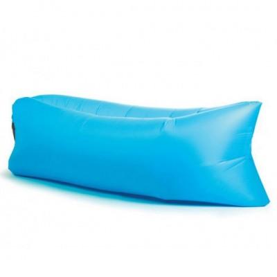Lazy bag – nafukovací vak: modrý
