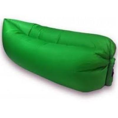 Lazy bag – nafukovací vak: zelený