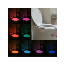Led lampa do wc