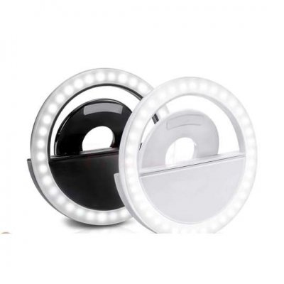 LED lampa na telefón Selfie USB