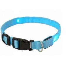 LED obojok: S Max 38cm – modrý
