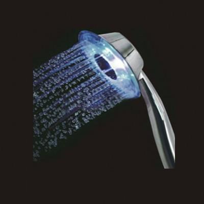 LED sprcha GR-S011 - Pravidelne a automaticky sa mení farba vody