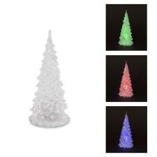 LED vianočný stromček 17 cm