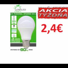 LED žiarovka E27 10W STUDENÁ BIELA 900LM