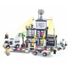 Lego Policajná stanica – 631ks