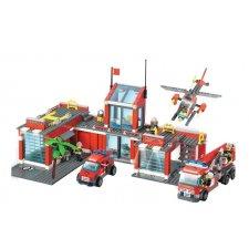 Lego Požiarna stanica – 774ks