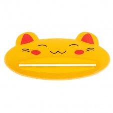 Lis na zubnú pastu – mačička