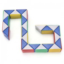Logická puzzle hra – Magic snake puzzle