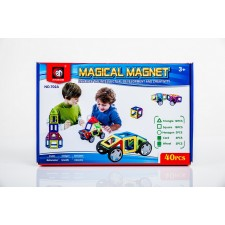 Magical Magnet – 40 ks
