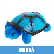 Magická svietiaca korytnačka Standard modrá