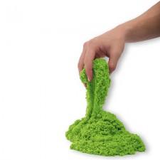Magický kinetický piesok 1kg zelený