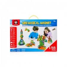 Magnetická stavebnica Magical Magnet – 158ks