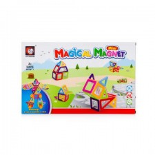 Magnetická stavebnica Magical Magnet Mini V3 – 38ks