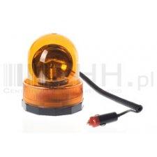 Maják na auto 80 LED SMD 12V – oranžový
