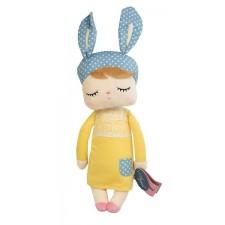 MeToo bábika v žltých šatách - 34 cm