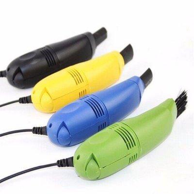 Mini USB vysávač na klávesnicu