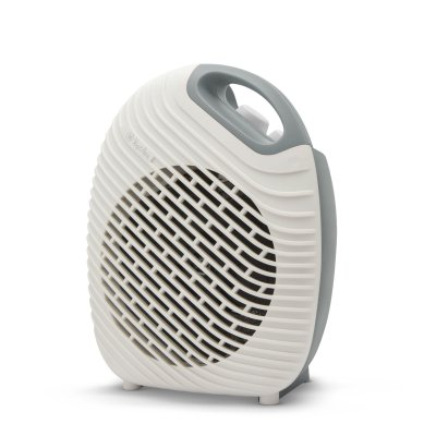 Multifunkčný ohrievač/ventilátor bielo-sivý - 1800 / 2000W