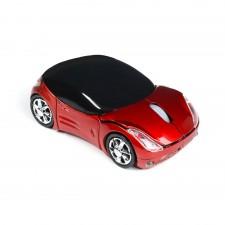 Myška na PC v tvare auta