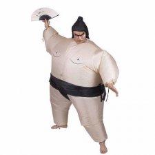 Nafukovací kostým Sumo