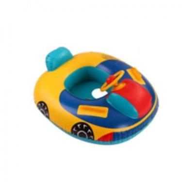 Nafukovacie koleso pre deti - Auto s volantom