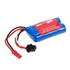 Náhradná batéria pre RC WLTOYS 6,4V 500 mah