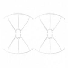 Náhradný diel SYMA pre modely X5 - S5SC, X5C, X5SW – Kryty vrtúľ: biele