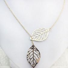 Náhrdelník Golden Leaf