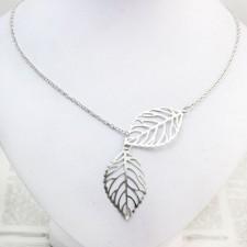 Náhrdelník Silver Leaf