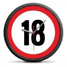 Narodeninové hodiny – 18