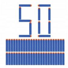 Nerf náboje – 50 ks